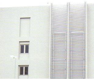 電動式ホース乾燥塔
